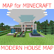 Mod House map for minecraft PE by KaliLaska