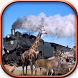 Farm Animal Train Transporter by Iconic Click