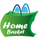 Home Basket by Rattan