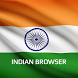 INDIAN BROWSER © by Crazy apps incl