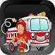 Fire Truck Rescue by Joker Kids Games