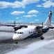 Snow Airplane Landing Sim by Vinegar Games
