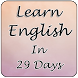 Learn English in 29 Days by Ligro Apps