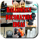 Halloween Decorations by Devege
