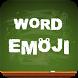 Word Emoji by zhong guiguang