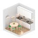 Kitchen Design - Premium by Planner 5D