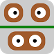 Two Eyes - Transport Puzzle by Robert Alvarez