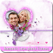Romantic Love Photo Frame by Photo Editor Zone