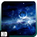 Moon Eclipse Wallpaper by GalaxyLwp