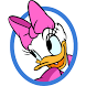 Daisy Duck by Martinz