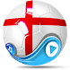 England Flag Live Wallpaper 3D by Clock Live Wallpaper