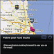 Food Trucks - Map and Twitter by CyberWalkAbout.com