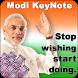 Modi KeyNote Survey by Nimisha Apps