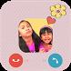 Call Kaycee & Rachel Prank by Wityy Wo