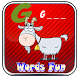 Words Fun - Learn English Free by Your Games