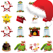 Sticker Emoji Christmas Whats by AndroidSelene