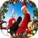 Christmas Santa Frames 2017 by stationar