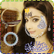 Eid Face Frames by Liaqat Ahmed