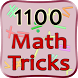 1100 Math Tricks by Rola Tech