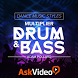 Drum & Bass Dance Music Course by AskVideo.com