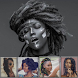 Black Women Dreadlocks Hairstyles by Yuan Andro Fe