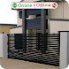 Gate Design (Sliding) by constructionsolution