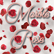 Red Rose Petals Keyboard Theme by Super Cool Keyboard Theme