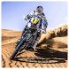 Dirt Bike Dakar Wallpaper by Qaireen Azkia