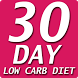 Low Carb Diet Plan (30 Day) by It's Cool!