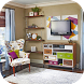 DIY shelves idea by Suitfanice