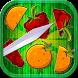 Ninja slice fruit by DoWebApp