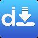 Video Downloader for DM free 2018