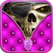 Skull Zipper Screen Lock by dreamsapps