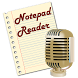Notepad Reader by Michael Isijola