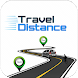 Travel Distance Calculator by Revi Apps