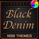 Black Denim Theme for Xperia by NotSoBright