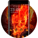 Fire Flaming Skull Theme for New Coolpad Wallpaper by Mobo Theme Apps Team