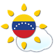 Weather Venezuela by Rudy Huang