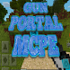 Mod gun portal for MCPE by alstaxbig games