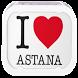 I Love Astana by BizApps Kazakhstan