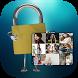 photo locker hide photo in Applocker secret photo by finger app