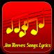 Jim Reeves Songs Lyrics by Narfiyan Studio