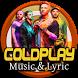 All Coldplay Song Lyric 2017 by kamika tongat