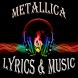 Metallica Lyrics & Music by SizeMediaCo.