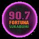 90.7 Fortuna FM Sukabumi by IGOMEDIANET