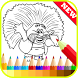 Coloring Pages for Trolls Fans by Coloring Page Studio Anime X