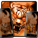 Fire Tiger Locker Theme by Luxury App Lock Theme