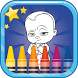 Coloring Book for Baby Boss by BAOGamer