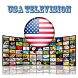Television Networks USA by MartiuskaPulgarcita