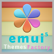 Theme Shades of Huawei EMUI 5 by EMUI Themes Factory